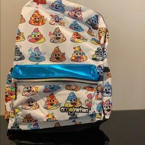 Other - Emoji back pack
